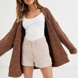 NWT Free People Mariposa High Hopes Cardigan XS